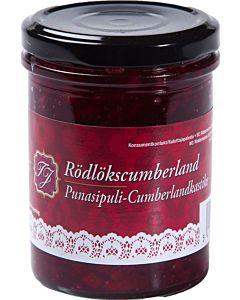 RIDDERHEIMS TANTE JULIETTE PUNASIPULI-CUMBERLANDKASTIKE 220G
