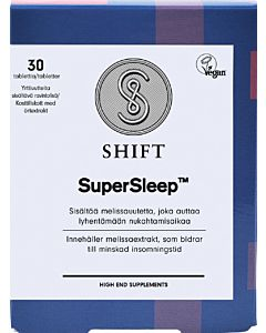 SHIFT SUPER SLEEP 30KPL