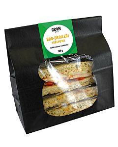 GREENDELI BBQ-BROILERI EVÄSPUSSI 180G