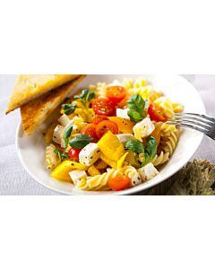 Resepti-Feta-pastasalaatti
