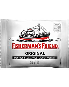 FISHERMAN'S FRIEND ORIGINAL PASTILLI 25G