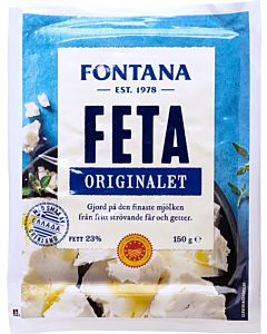 FONTANA FETA ORIGINAL 150G