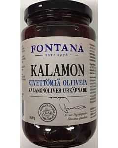 FONTANA OLIIVI KALAMON KIVETÖN 360/180G