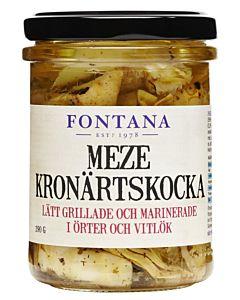 FONTANA MEZE ARTISOKKA 190/110G