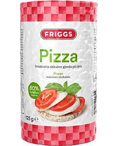 FRIGGS  RIISIKAKKU PIZZA 125G GLUTEENITON