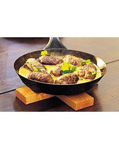 Resepti- Intialaiset garam masala -lihapullat