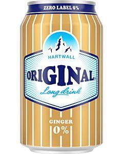 ORIGINAL LONG DRINK GINGER 0% 0,33L TÖLKKI
