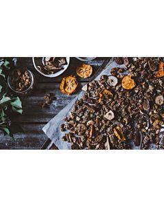 Resepti-Itsetehty Luomu Granola