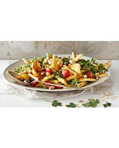 Resepti-Grillijuusto-pastasalaattia