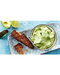 Resepti-Guacamole eli avokadotahna