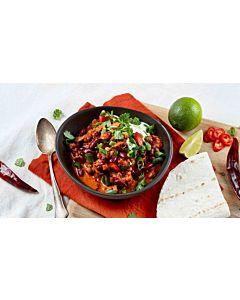 Resepti-Helppo chili con carne