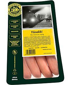 HELSINGIN MAKKARATEHDAS YÖNAKKI 240G