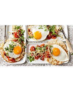 Resepti-Huevos rancheros