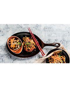 Resepti-Kiinalaista inkivääripossua sweet & sour