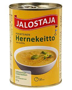 JALOSTAJA PERINTEINEN HERNEKEITTO 435G