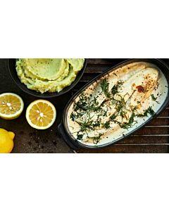 Resepti-Juustoinen kalavuoka