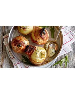Resepti-Juustoiset grillisipulit