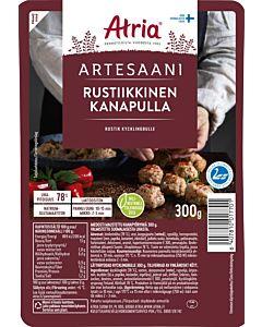 ATRIA ARTESAANI RUSTIIKKINEN KANAPULLA 300G