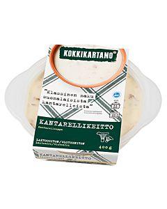 KOKKIKARTANO KANTTARELLIKEITTO 400G