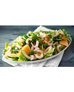 Resepti-Katkarapusalaatti