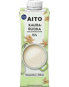 FAZER AITO KAURARUOKA 15% UHT 2,5DL