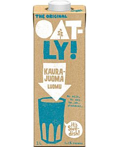 OATLY LUOMU KAURAJUOMA 1L