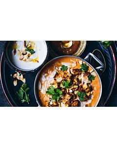 Resepti-Hittiresepti: Kookos-tofukorma