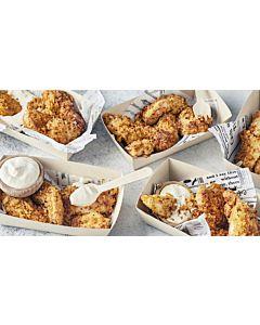 Resepti-Koskenlaskija fried chicken