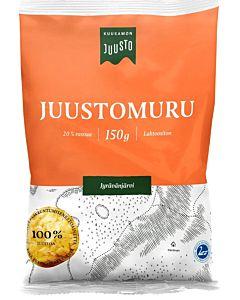 KUUSAMON JUUSTO JUUSTOMURU 150G