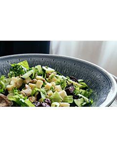 Resepti-Noppajuusto salaatti