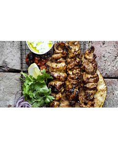 Resepti-Libanonilainen Grillikana