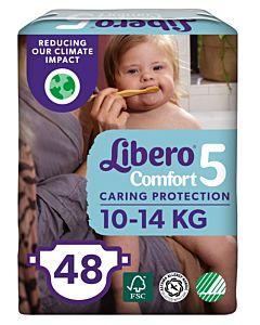 LIBERO COMFORT TEIPPIVAIPPA KOKO 5 (10-14 KG) 48KPL