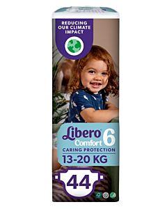 LIBERO COMFORT TEIPPIVAIPPA KOKO 6 (13-20 KG) 44KPL