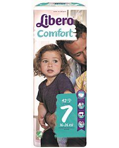 LIBERO COMFORT TEIPPIVAIPPA KOKO 7 (16-26 KG) 42KPL