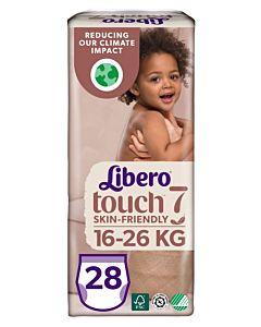 LIBERO TOUCH HOUSUVAIPPA KOKO 7 (16-26KG) 28KPL