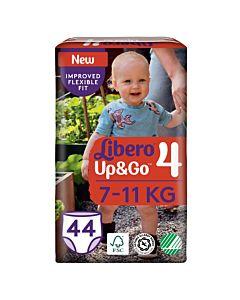 LIBERO UP&GO HOUSUVAIPPA KOKO 4 (7-11 KG) 44KPL