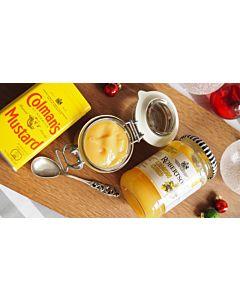 Resepti-Lemon Curd -sinappi