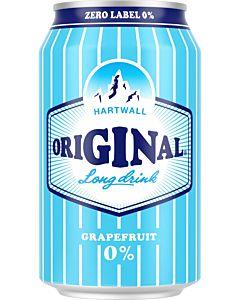 ORIGINAL LONG DRINK GRAPEFRUIT 0% 0,33L TÖLKKI