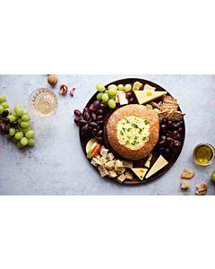 Resepti-Maailman paras juustodippi