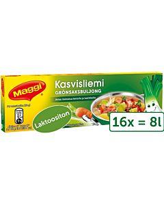 MAGGI KASVISLIEMIKUUTIO 16KPL 168G