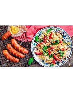 Resepti-Mansikka-pastasalaatti