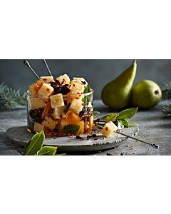 Reseptit-Marinoidut juustopalat