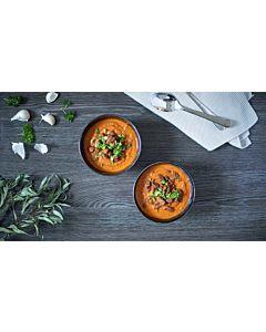 Resepti-Marokkolainen tomaattikeitto Delikauralla