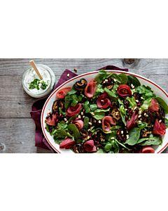 Resepti-Mausteinen Kulinaari-salaatti