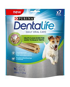 PURINA DENTALIFE 115G SMALL 7KPL