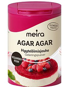 MEIRA AGAR AGAR HYYTELÖIMISJAUHE 60G TÖLKKI