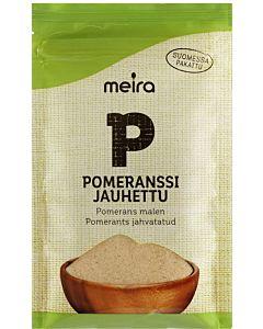 MEIRA POMERANSSIKUORI JAUHETTU 25G PUSSI