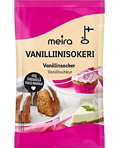 MEIRA VANILIINISOKERI 50G