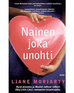 MORIARTY LIANE: NAINEN JOKA UNOHTI