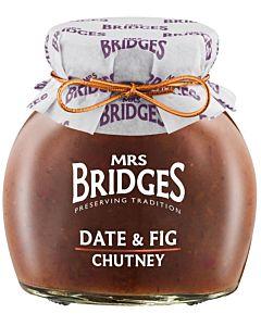MRS BRIDGES CHUTNEY TAATELI & VIIKUNA 295G
